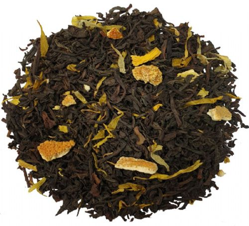 Grand Marnier Natural Flavour Black Loose Leaf Tea in Assorted Packs